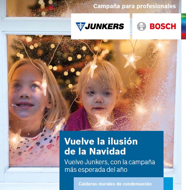 Vuelve la ilusión de la Navidad con Junkers
