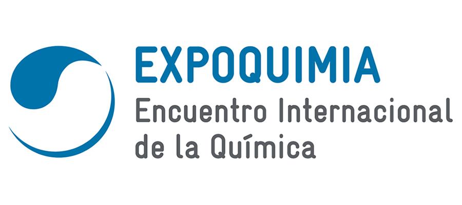 LOGO EXPOQUIMIA
